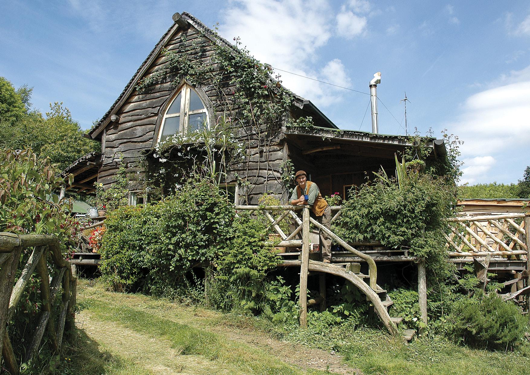Principle 3: Obtain a yield - A woodlands home