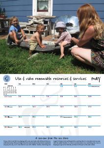 Principle 5: Use & value renewable resources & services