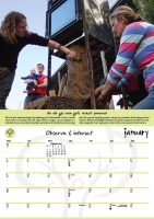 January - Observe and Interact.