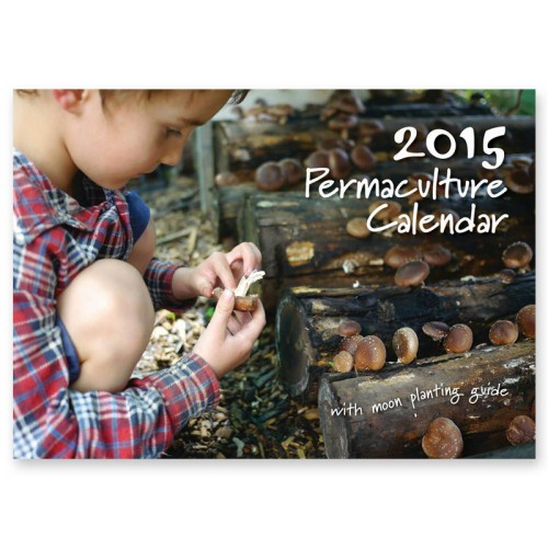 2015 Permaculture Calendar