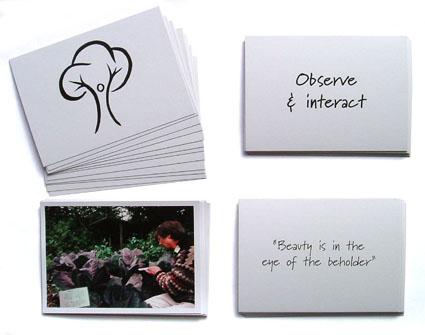 Teaching Kit Card Set