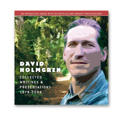 David Holmgren: Collected writings and presentations