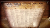 """Permaculture: A Rhymer's Manual - Back of 12"""" vinyl album"""