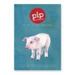 Issue #2 of Pip Magazine