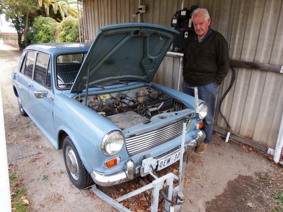 Convert Car To Electric: An Electric Car Retrofit