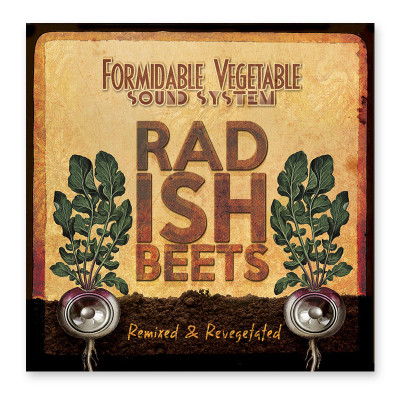 Features remixes of tracks from Formidable Vegetable Sound System's debut album, Permaculture: A Rhymer's Manual