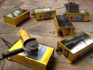 Read more about the article Making oil tin drawers