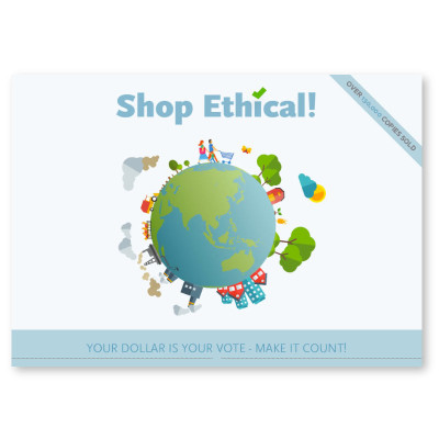 Shop Ethical Booklet cover
