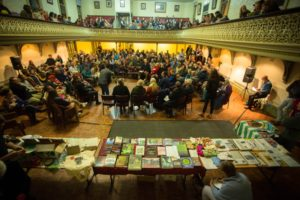 Land Cultures Event at Daylesford Town Hall