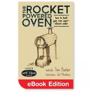 The Rocket Powered Oven eBook