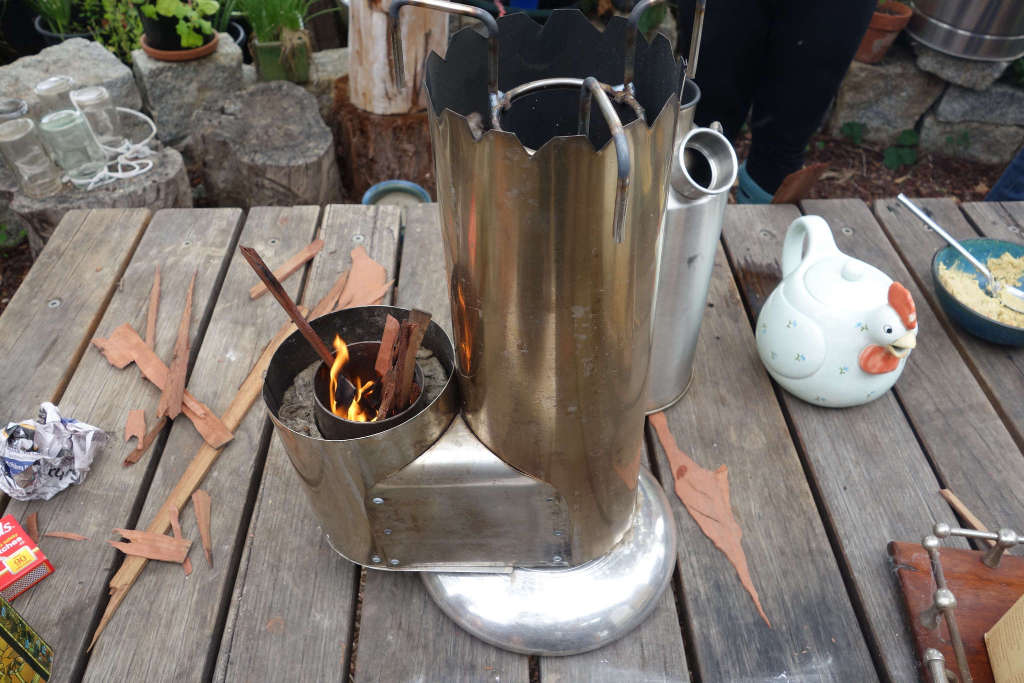 The Fundamentals Of Rocket Stoves Permaculture Principles