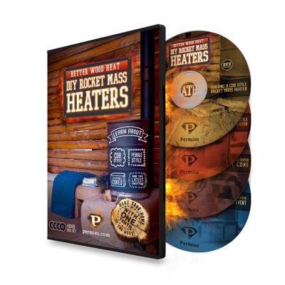 DIY Rocket Mass Heaters DVD